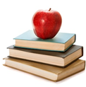 books and apple.png